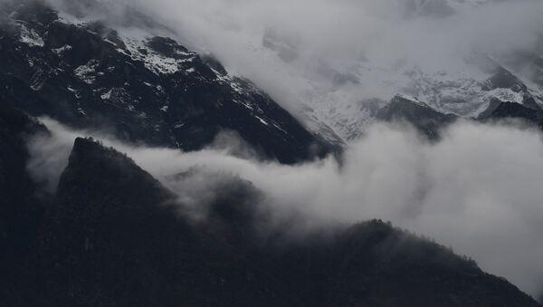 Las montañas de Nepal, Pokhara - Sputnik Mundo