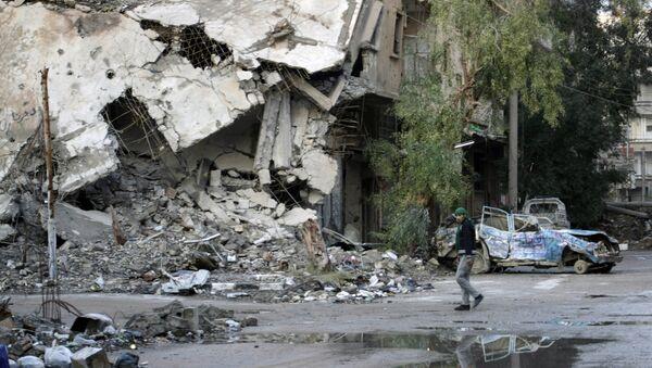 Situación en Deir Ezzor (Archivo) - Sputnik Mundo