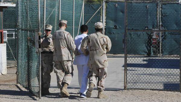 Prisión de Guantánamo - Sputnik Mundo
