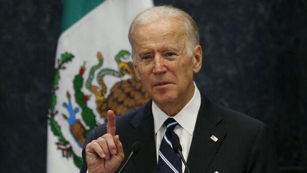 Joe Biden, vicepresidente de EEUU - Sputnik Mundo