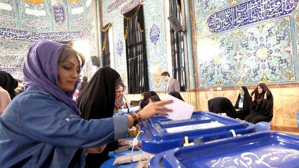Elecciones parlamentarias de Irán - Sputnik Mundo