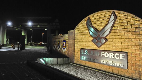 Base aérea estadounidense en Ramstein, Alemania - Sputnik Mundo