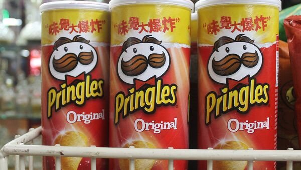 Pringles - Sputnik Mundo