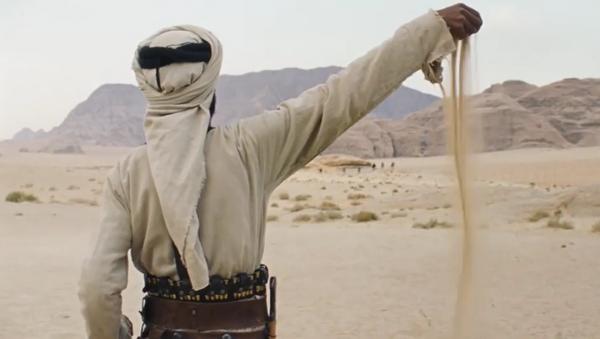 Screenshot del trailer de la película jordana Theeb - Sputnik Mundo