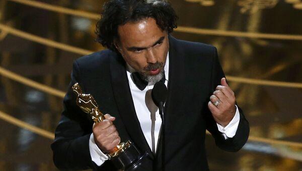 Alejandro Gonzalez Iñárritu, cineasta mexicano - Sputnik Mundo