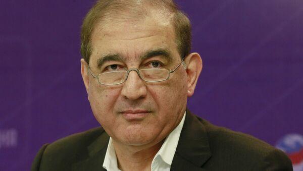 Qadri Jamil, líder del Frente Nacional para Liberación de Siria - Sputnik Mundo
