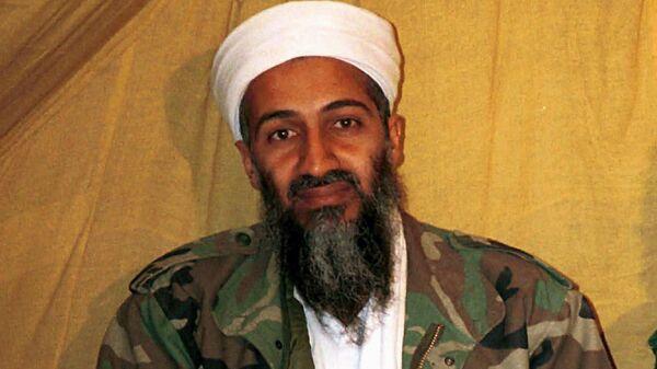 Osama bin Laden, exlíder del grupo terrorista Al Qaeda - Sputnik Mundo