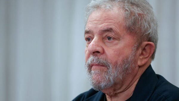 Luiz Inácio Lula da Silva, ex presidente brasileño - Sputnik Mundo