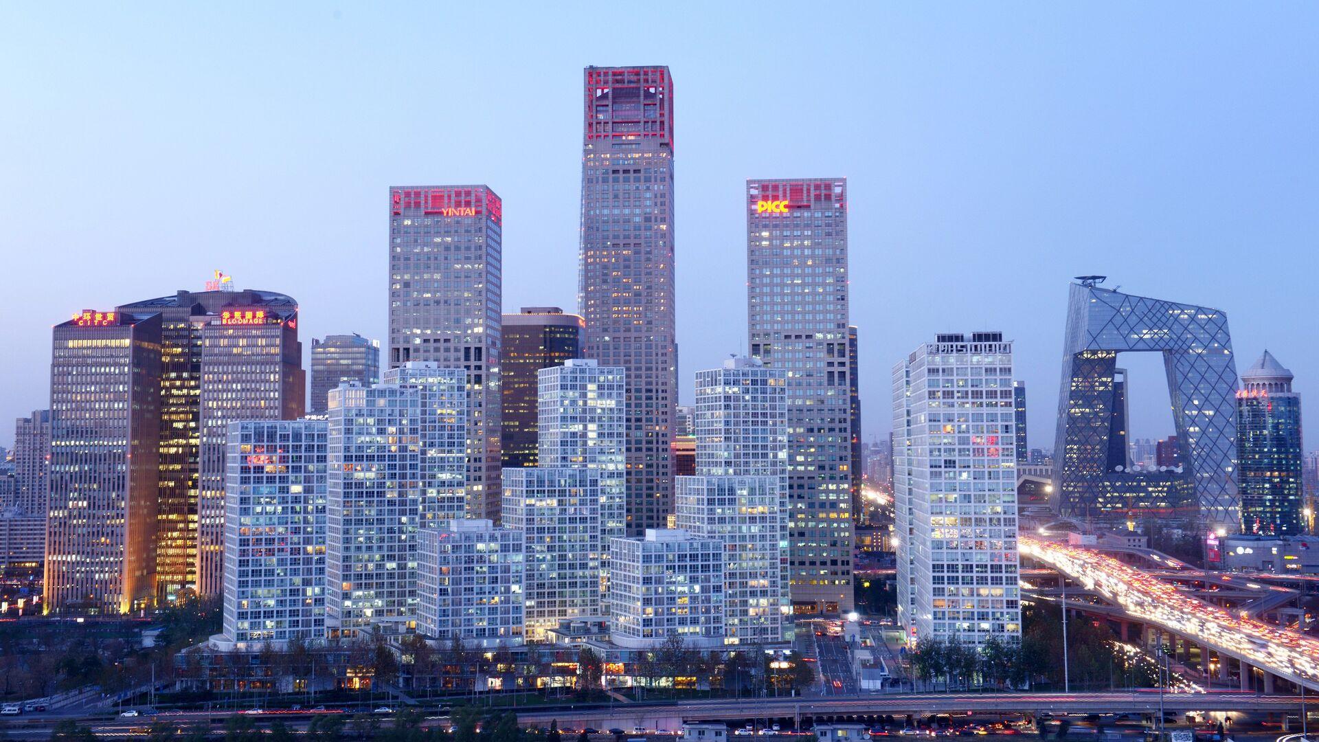 Pekín, la capital de China - Sputnik Mundo, 1920, 15.09.2021