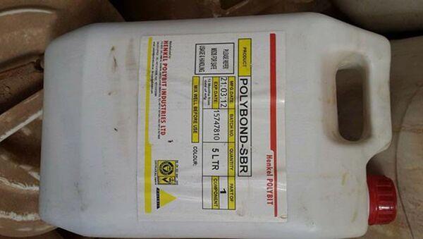 Las poliolefinas encontradas en el laboratorio de armas químicas de Daesh - Sputnik Mundo
