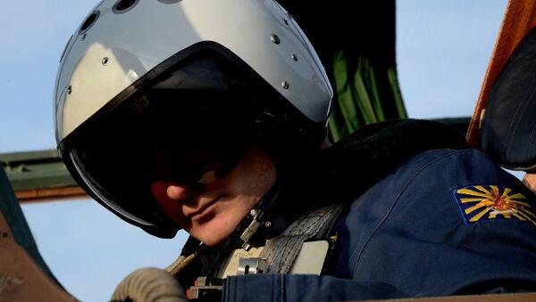 Летно-тактические учения на военном аэродроме Черниговка в Приморском крае - Sputnik Mundo