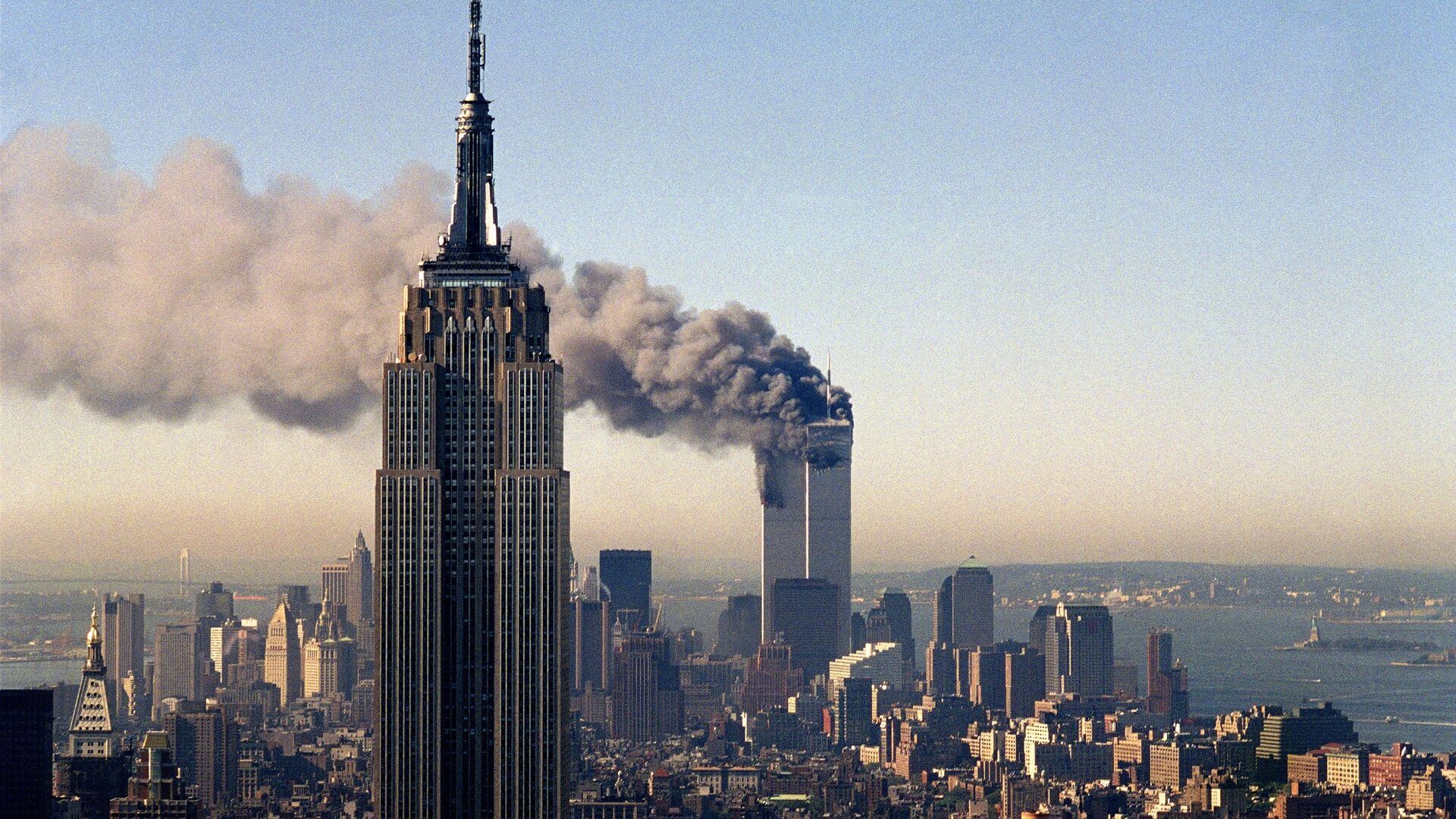 Atentados del 11 de septiembre de 2001 en EEUU - Sputnik Mundo, 1920, 07.09.2021