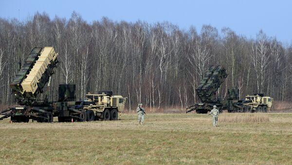 Los destacamentos de defensa antimisiles de EEUU (archivo) - Sputnik Mundo