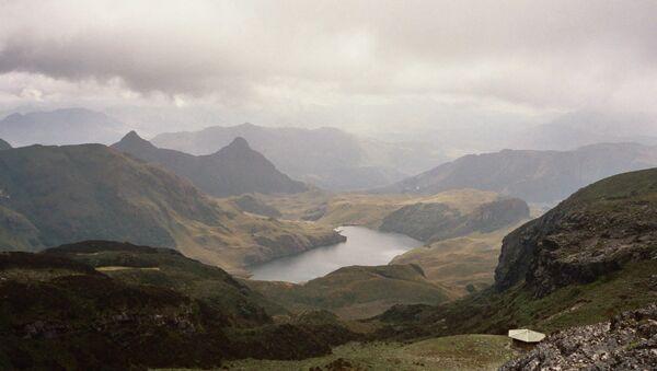 La provincia de Pastaza, Ecuador - Sputnik Mundo