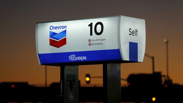 Chevron - Sputnik Mundo