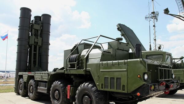 Sistema antiaéreo ruso S-300 - Sputnik Mundo
