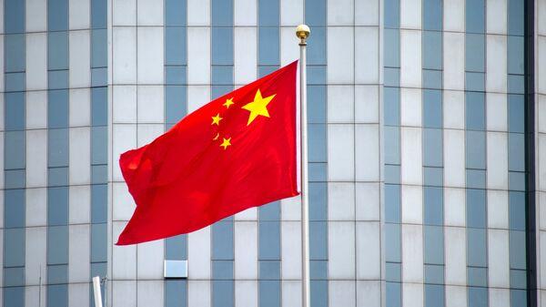 Bandera China - Sputnik Mundo