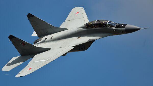 El caza MiG-35 - Sputnik Mundo
