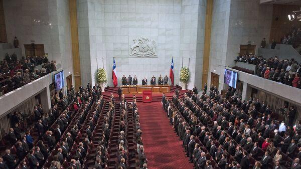 Congreso de Chile - Sputnik Mundo