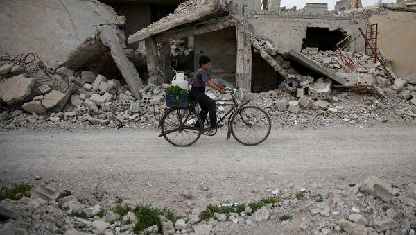 Ascienden a 95 las localidades sirias unidas a la tregua - Sputnik Mundo