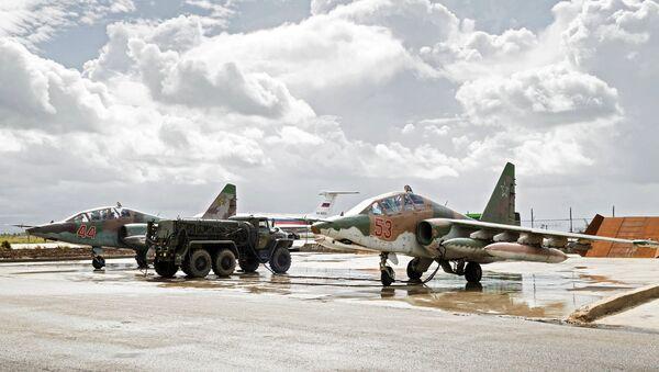 Retirada de las tropas rusas de Siria - Sputnik Mundo