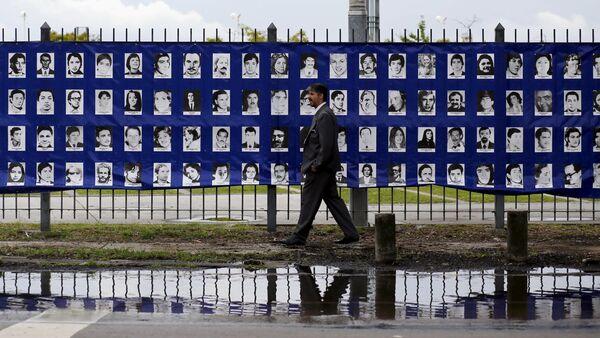 Fotos de las víctimas de la dictadura argentina - Sputnik Mundo