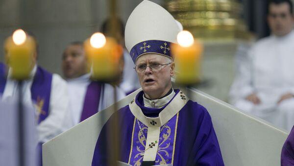 Odilo Scherer, arzobispo de Sao Paulo - Sputnik Mundo