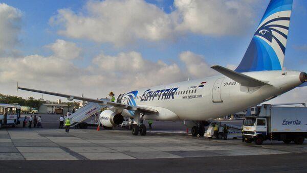 Egyptair A320 - Sputnik Mundo