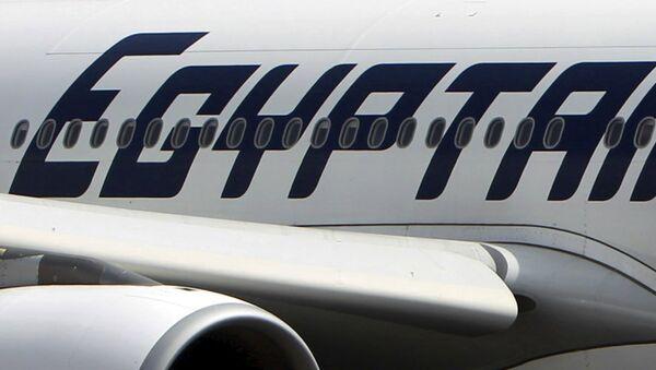 Un avión de EgyptAir - Sputnik Mundo