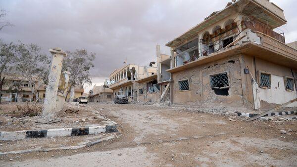 Total de acuerdos locales de tregua en Siria asciende a 50, dice Defensa ruso - Sputnik Mundo