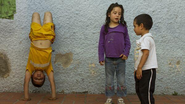 Los niños de Uruguay - Sputnik Mundo