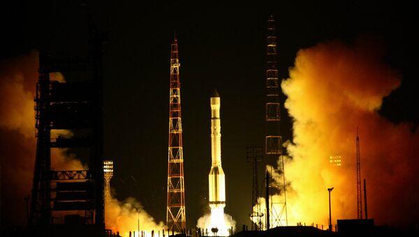 La lanzadera espacial rusa Proton-M - Sputnik Mundo