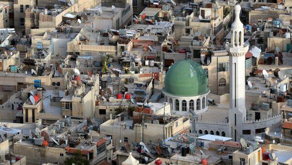 Damasco - Sputnik Mundo