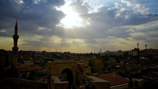 Ciudad de Gaziantep, Turquía - Sputnik Mundo