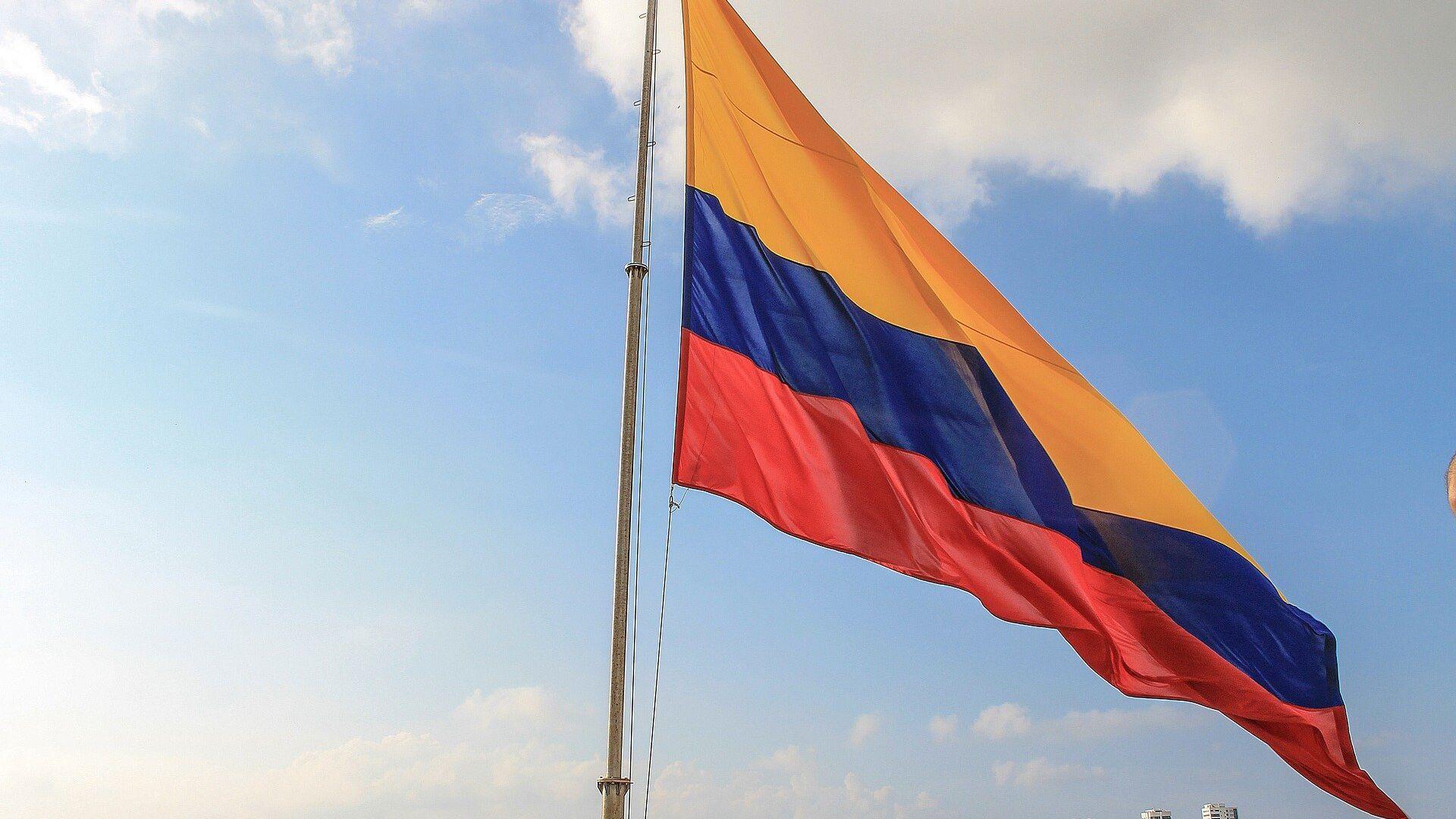 Bandera de Colombia - Sputnik Mundo, 1920, 29.09.2021