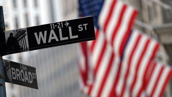 Wall Street - Sputnik Mundo
