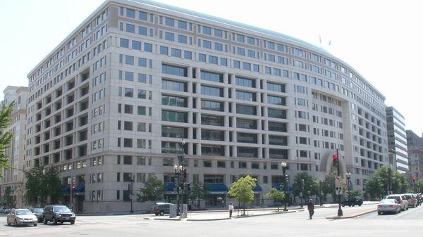 Sede del Banco Interamericano de Desarrollo - Sputnik Mundo