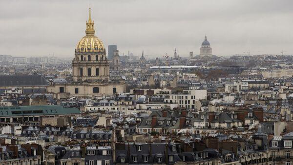 Paris - Sputnik Mundo