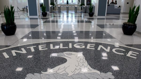 Sede de la CIA - Sputnik Mundo