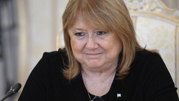 Susana Malcorra, ministra de Exteriores de Argentina - Sputnik Mundo