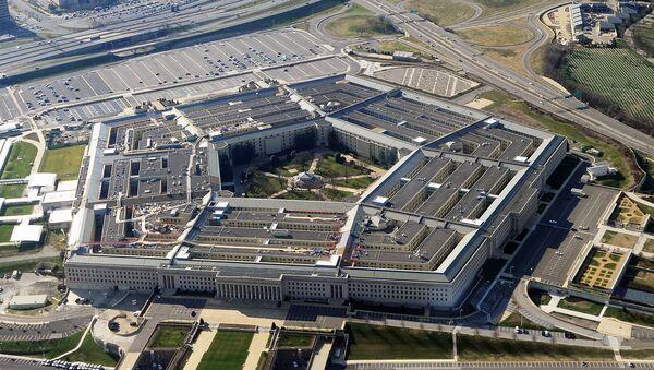 El Pentágono en Washington, EEUU (archivo) - Sputnik Mundo