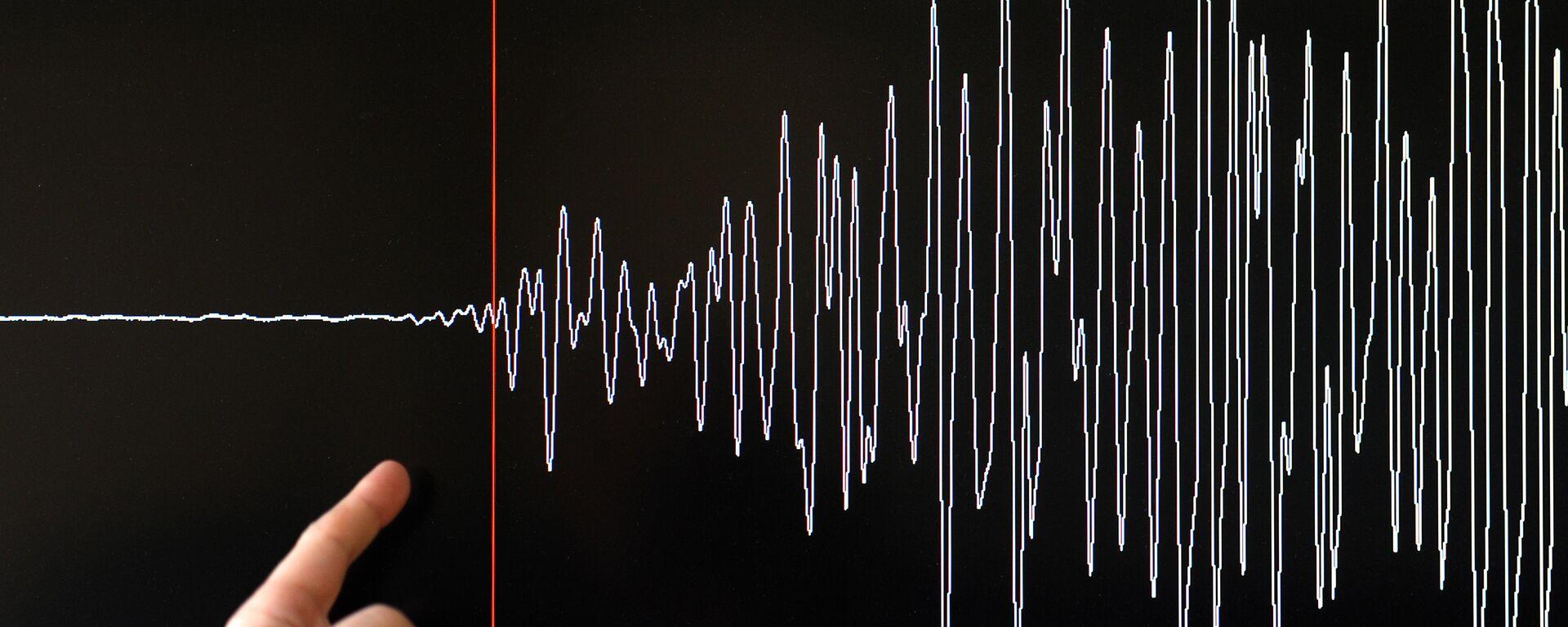 Terremoto - Sputnik Mundo, 1920, 30.03.2020