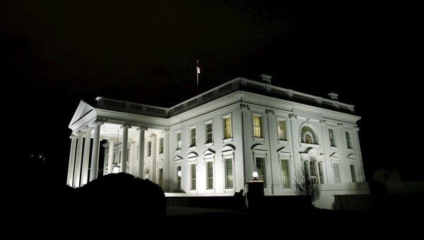 Casa Blanca en Washington (archivo) - Sputnik Mundo