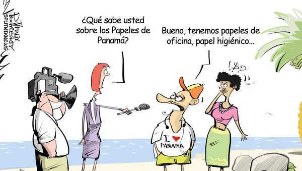 """Oye, ¿qué son los """"Panamá Papers""""? - Sputnik Mundo"""