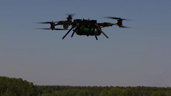 Un dron ruso - Sputnik Mundo