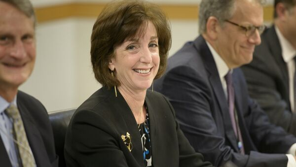 Roberta Jacobson, nueva embajadora de EEUU en México - Sputnik Mundo