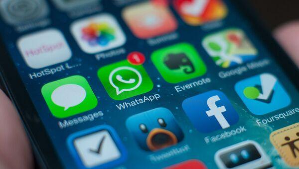 WhatApp - Sputnik Mundo