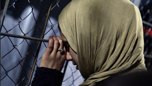 Mujer sirio - Sputnik Mundo