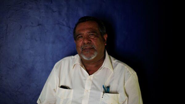 Raúl Mijango uno de los mediadores detenidos - Sputnik Mundo
