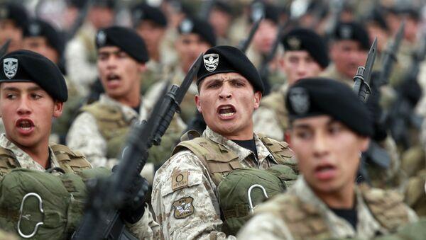 Ejército de Chile - Sputnik Mundo
